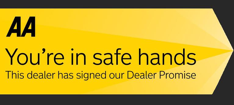 dealer promise banner